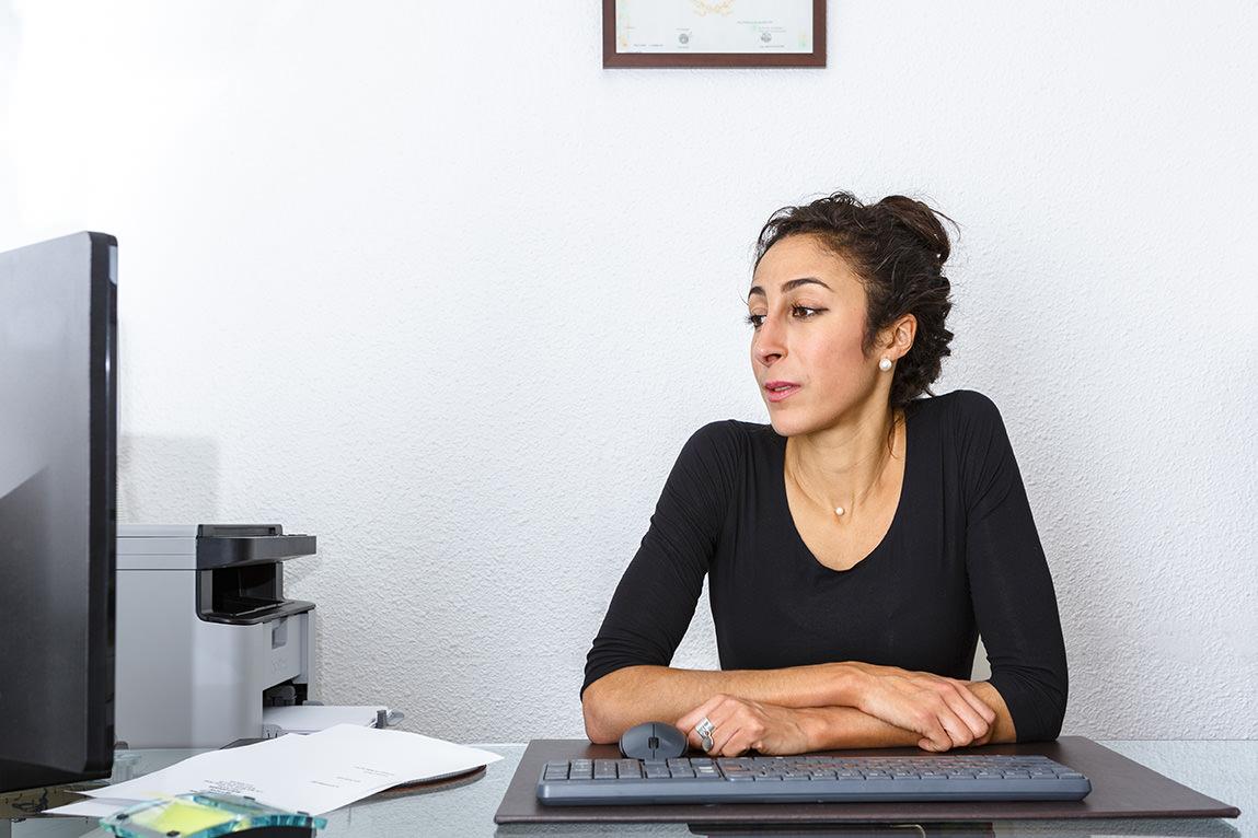 Docteur Safaa Assemllali